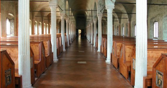 WEEK END  BETWEEN  HISTORY AND CULTURE:CESENA AND CESENATICO